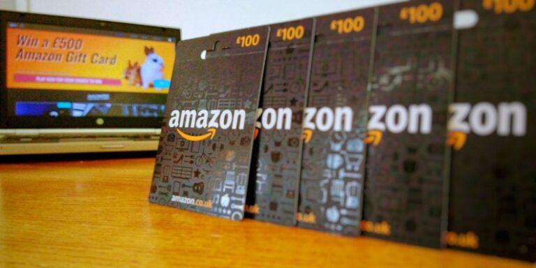 RWAF win £500 in Amazon gift cards