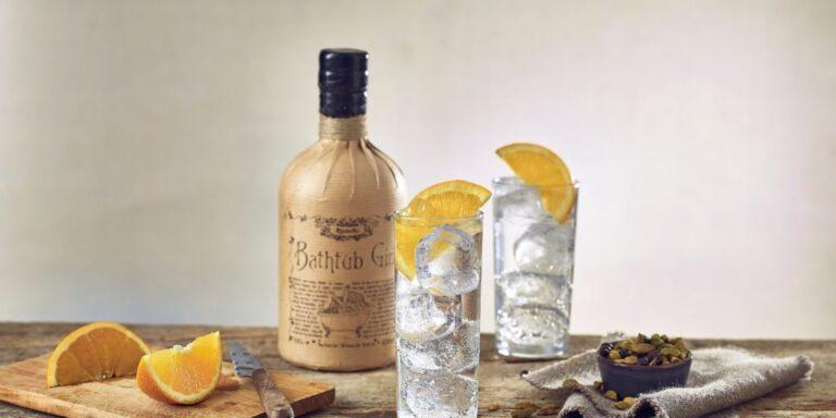 Win a massive 1lt bottle of Bathtub Gin