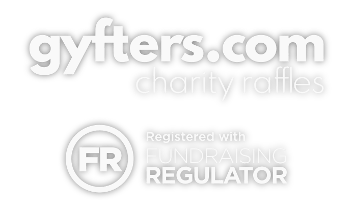 Gyfters is Fundraising Regulator Approved