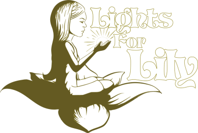 Lights for Lily Logo