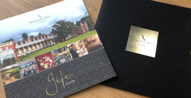 Rockliffe Hall Hotel and Spa Voucher