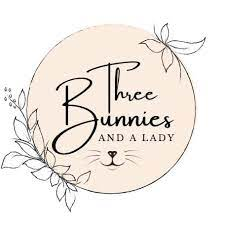 Three Bunnies and a Lady