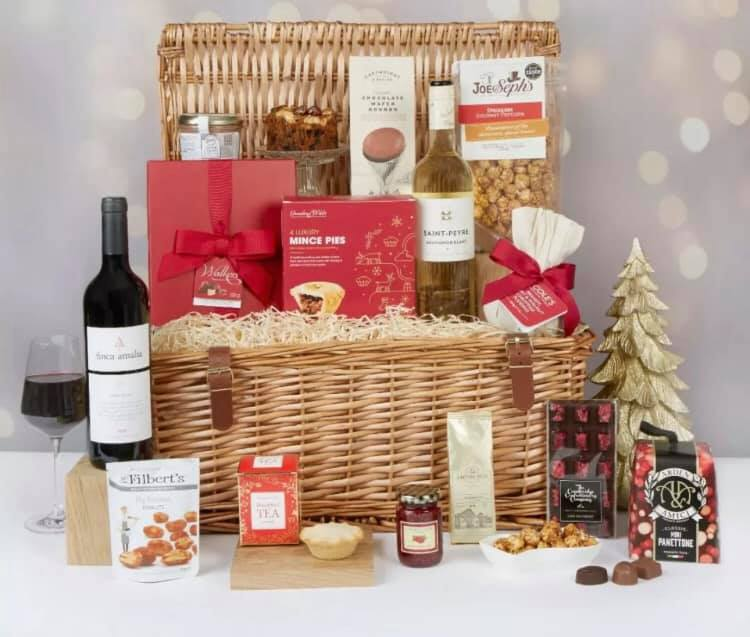 Win this Luxury Christmas Hamper worth £300